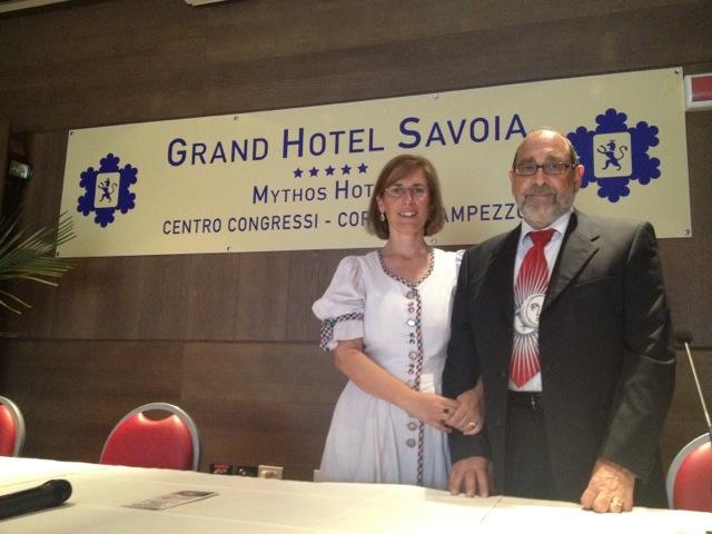 Marino e Eleonora Cortese