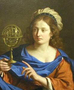 Guercino-Personificazione dell'Astrologia