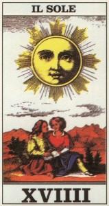 Arcano 19: il Sole