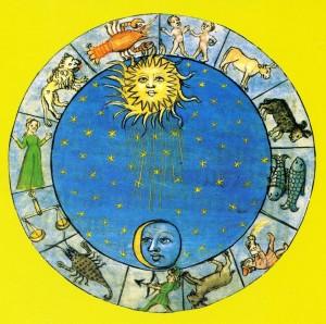 sole e luna nello zodiaco