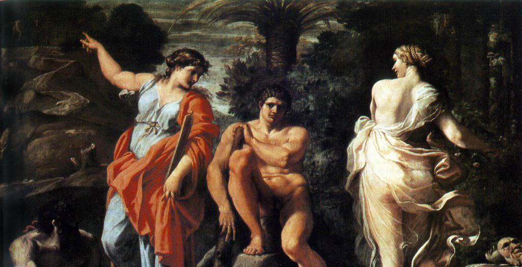 A.Caracci: Ercole