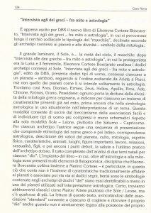 recensione di patrizia romagnoli al libro intervista agli dei greci